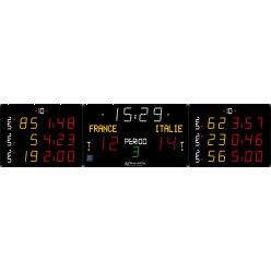 "Stramatel® ""452 GB 9120-2"" Ice Hockey Scoreboard"
