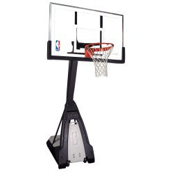 "Spalding® Basketballanlæg ""NBA Beast Portable"""