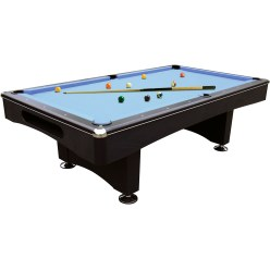 "Winsport Billardtisch  ""Black Pool"" 8 ft"
