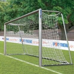 "Sport-Thieme® ""Portable Compact"" Aluminium Youth Football Goal, 5x2 m"
