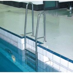Schwimmbadleiter, 4-stufig