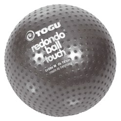 Togu Redondo Touch Ball ø 18 cm, 150 g, anthracite