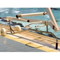Transportwagen für Standard-Schwimmbadlifter