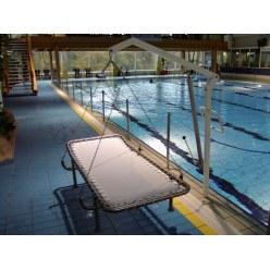 Liege für Standard-Schwimmbadlifter