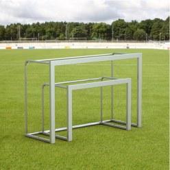 Mini-Fußballtor, zerlegbar