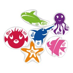Beco-Sealife® Diving Animals