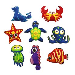 "Sunflex ""Plash Puppies"" Water Toy Set"
