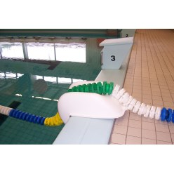 Edge Protector for Swimming Lines