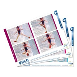 "Beco CueCards ""AquaTwin"""