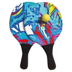 Neopren Aqua-Tennis-Set