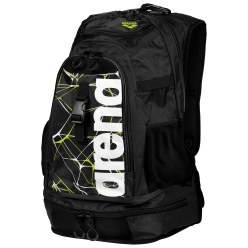 "Arena Schwimmer-Rucksack ""Fastpack 2.1"" Royal-Fluo yellow"