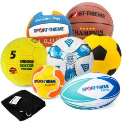 "Sport-Thieme® ""Indoor"" School Ball Set"