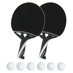 """nexeo X70"" Table Tennis Bat Set"