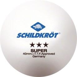 """Schildkröt® Tischtennisbälle """"3 *** Super"""""""