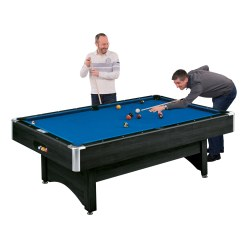 "Automaten Hoffmann Pool Table ""Galant Black Edition"""