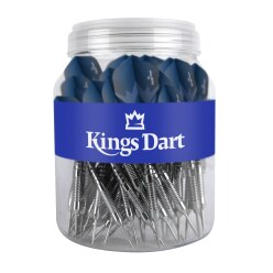 Kings Dart Steel-Turnier-Dartpfeile