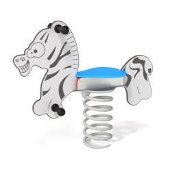 """Federwippe """"Zebra"""""""