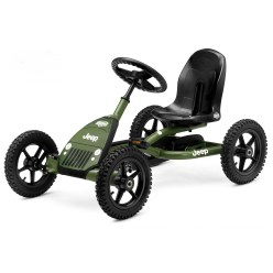 "Berg® ""Jeep Junior"" Go-Kart"