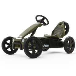 "Berg® ""Jeep Adventure"" Go-Kart"