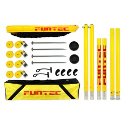 "Funtec® ""Pro Beach"" Beach Volleyball Competition Set"