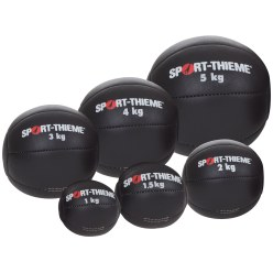 "Sport-Thieme ""Black"" Medicine Ball Set"