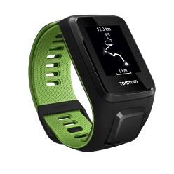 "TomTom Sportuhr Runner 3 ""Music + Bluetooth Kopfhörer"""