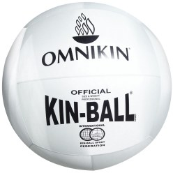 Omnikin Kin-Ball Sports Ball Black