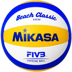 "Mikasa Beach Volleyball ""Beach Classic VX30"""