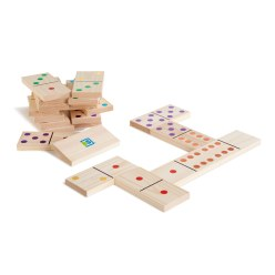 "BS® ""Giant Wooden Domino"" Game"