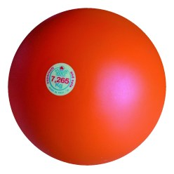 Trial® Shot Put 3 kg, orange