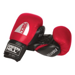 "Green Hill Boxing Gloves ""Fighter"""