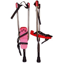 Actoy® Stilts Red: adults up to 180 cm