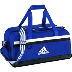 "Adidas® Teambag M ""Tiro 15"" Rot-Weiß 29x60x29 cm"