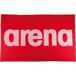 "Arena Badetuch  ""Handy"" Red/White"