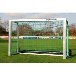 "Sport-Thieme® ""Safety"" Mini Football Goal with PlayersProtect"