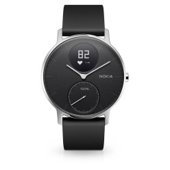 Nokia Steel HR – Fitness Watch with Heart Rate and Activity Monitor