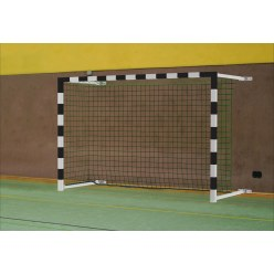 Sport-Thieme Wall-Mounted, Folding Indoor Handball Goal (3x2 m)