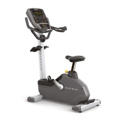 "Matrix ""U1x"" Upright Bike"