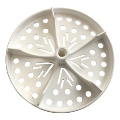 "Sport-Thieme® Half Perforated Disc for ""Competition"" Swimming Lane Lines"