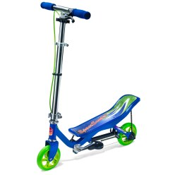 "Space Scooter® Wipproller Junior ""X360"" Blau"