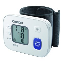 "Omron ""RS2"" Wrist Blood Pressure Monitor"