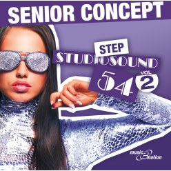 "CD ""Senior Concept - Step Studiosound 54 Vol. 2"""