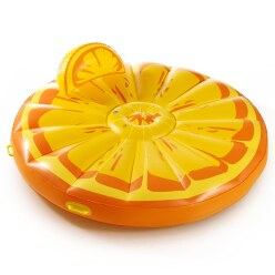 "Badeinsel ""Orange"""