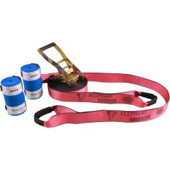 Elephant® Slackline Rookie Flash'line Set