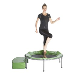 Sport-Thieme® Thera Tramp Champagne, 100-160 kg bodyweight