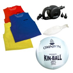Kin-Ball Set For Beginners