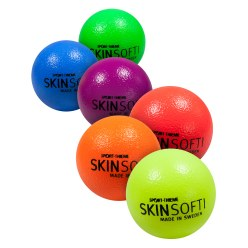 "Sport-Thieme® ""Softi Neon"" Skin Ball Set"