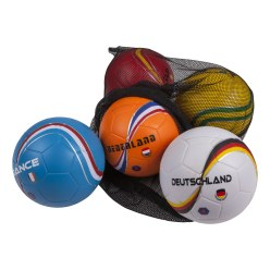 Sport-Thieme® PU-Schaumstoffball Set