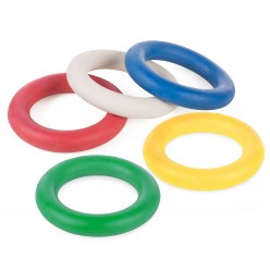 Sport-Thieme Set of 5 Tournament Tennis Rings