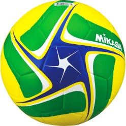 "Mikasa® ""SCE501"" Football and Foot-Volleyball"
